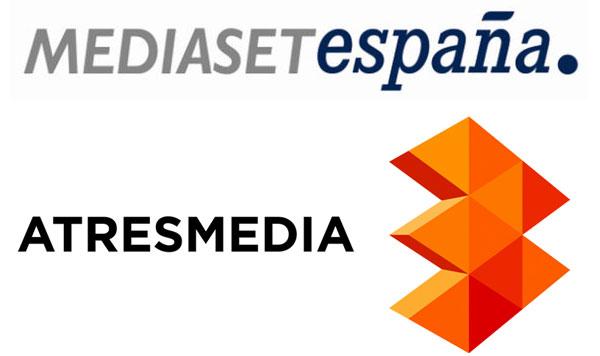 Atresmedia y Mediaset copan el mercado