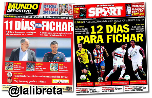 Sport y Mundo Deportivo