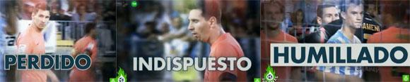 Leo Messi en Jugones