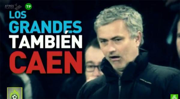 Mourinho en Jugones