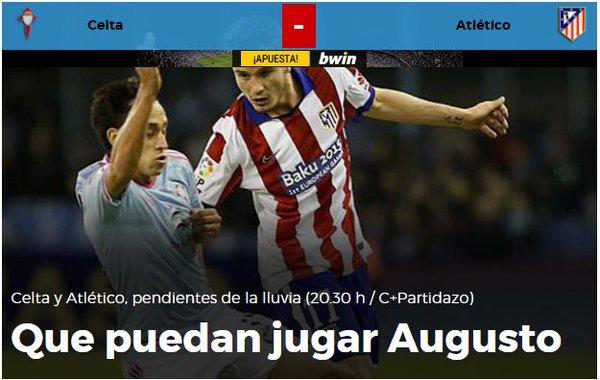 Celta - Atlético