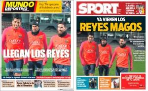 Mundo Deportivo y Sport