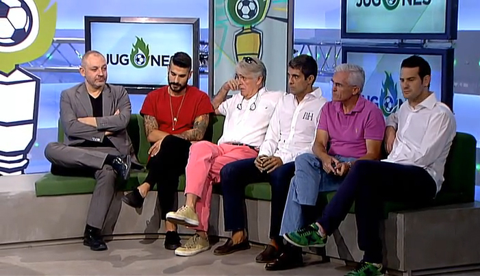 Los 'jugones' de Josep Pedrerol