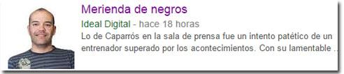 Merienda de negros en Granada