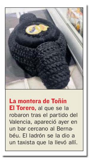 La Montera de Toñín en Torero