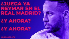 Neymar al Real Madrid