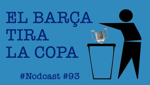 El Barça tira la Copa