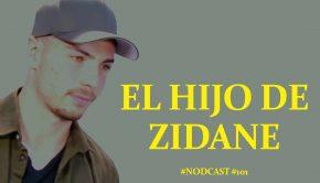 Luca, el hijo de Zidane