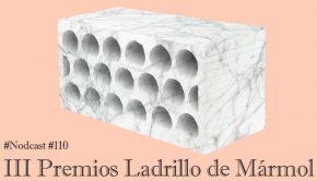 III Premios Ladrillo de Mármol