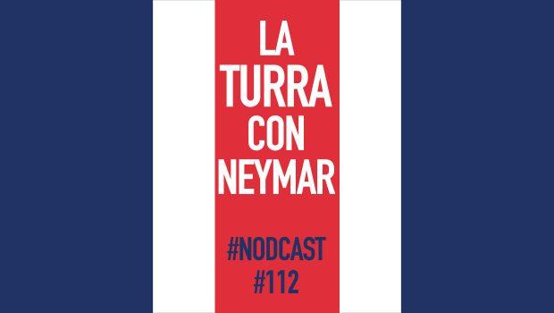 La turra con Neymar