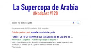 La Supercopa de Arabia