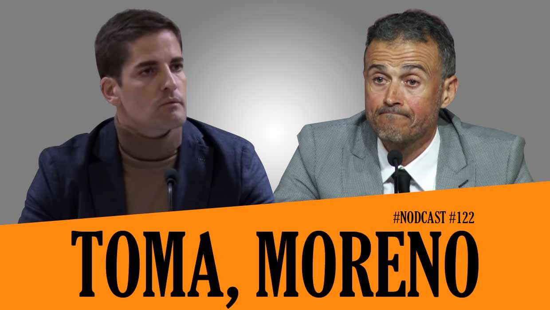 Toma, Moreno