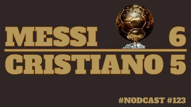 Messi 6 - Cristiano 5
