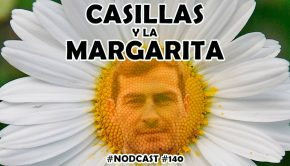 Casillas y la margarita
