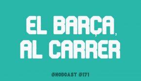 El Barça, al carrer